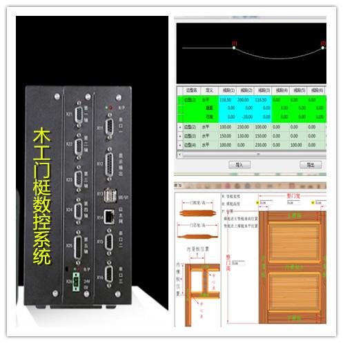 木工门梃数控系统